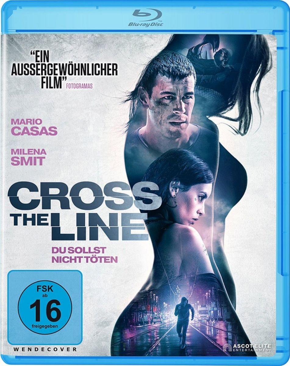 Cross the Line - Du sollst nicht töten (BLURAY)