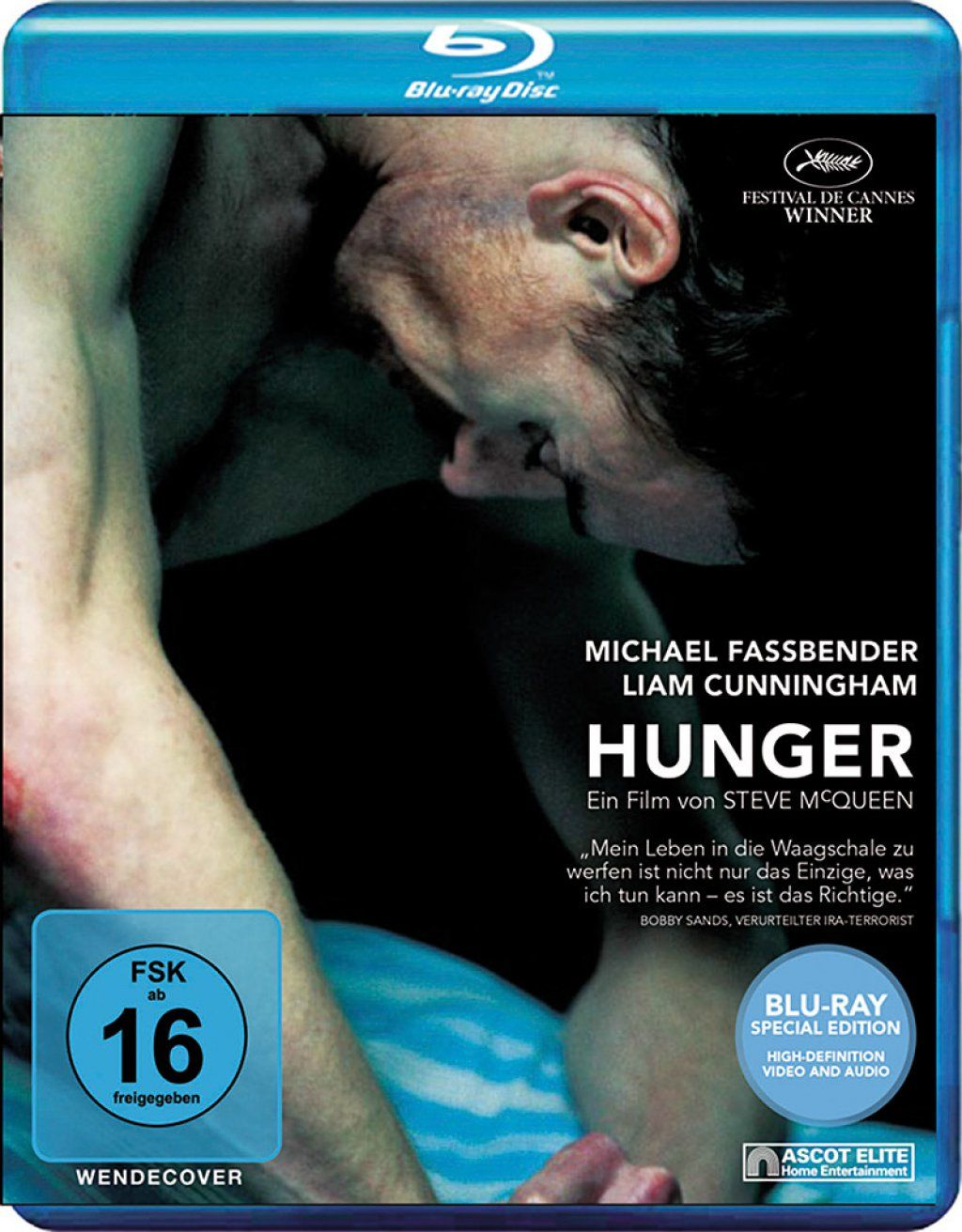 Hunger (Special Edition) (BLURAY)