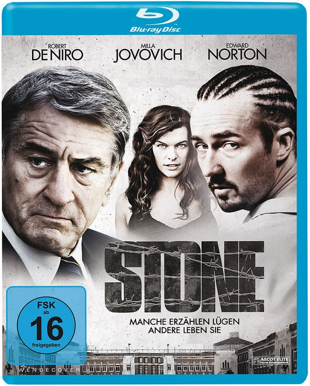 Stone (BLURAY)