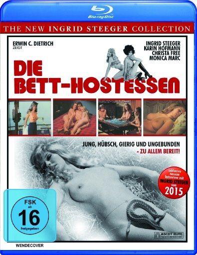 Bett-Hostessen, Die (BLURAY)