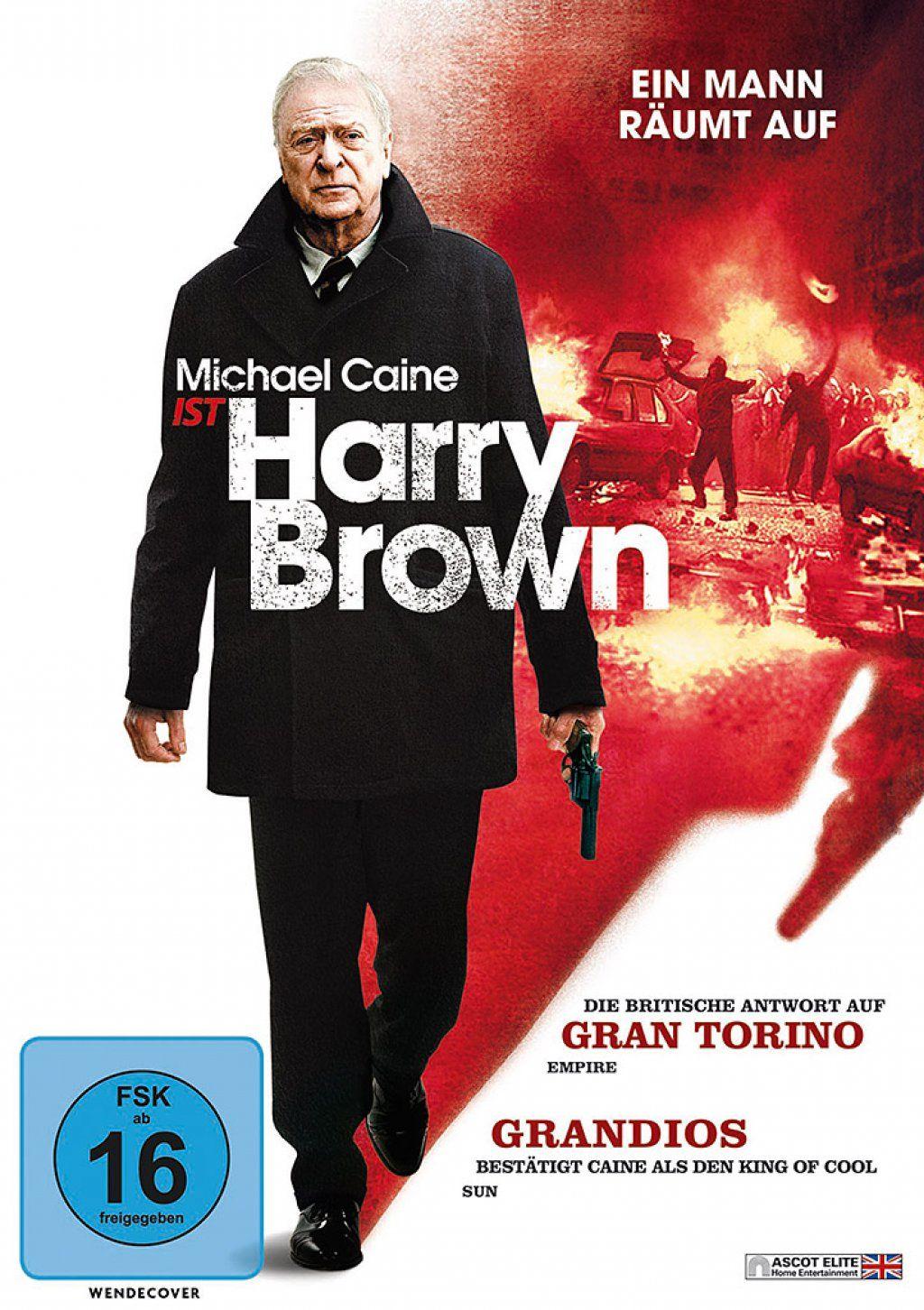 Harry Brown - Ein Mann räumt auf