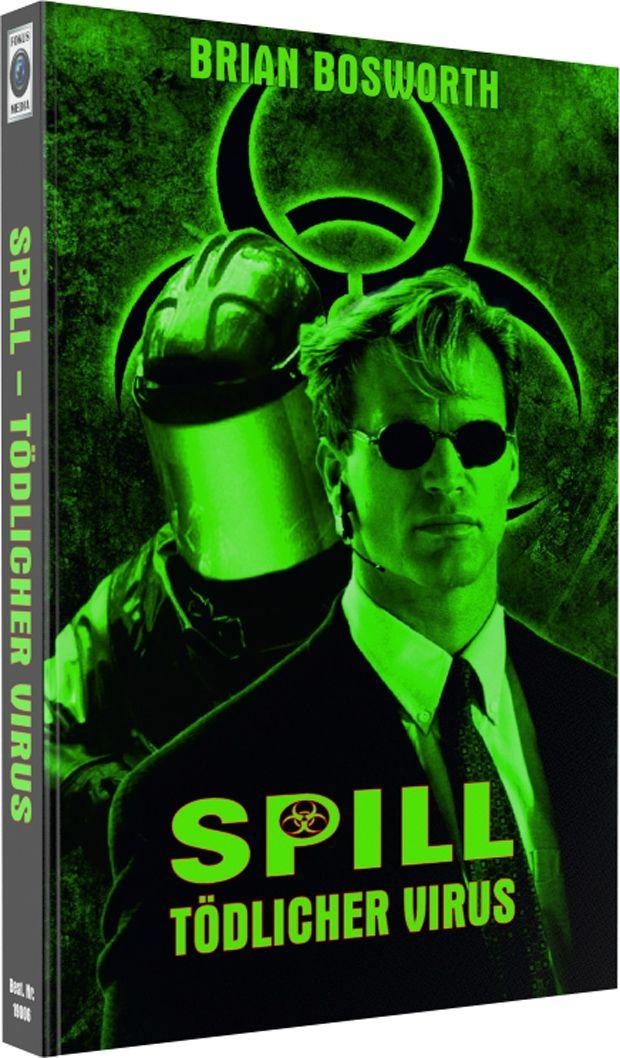 Spill - Tödlicher Virus (Lim. gr. Hartbox) (DVD + BLURAY)