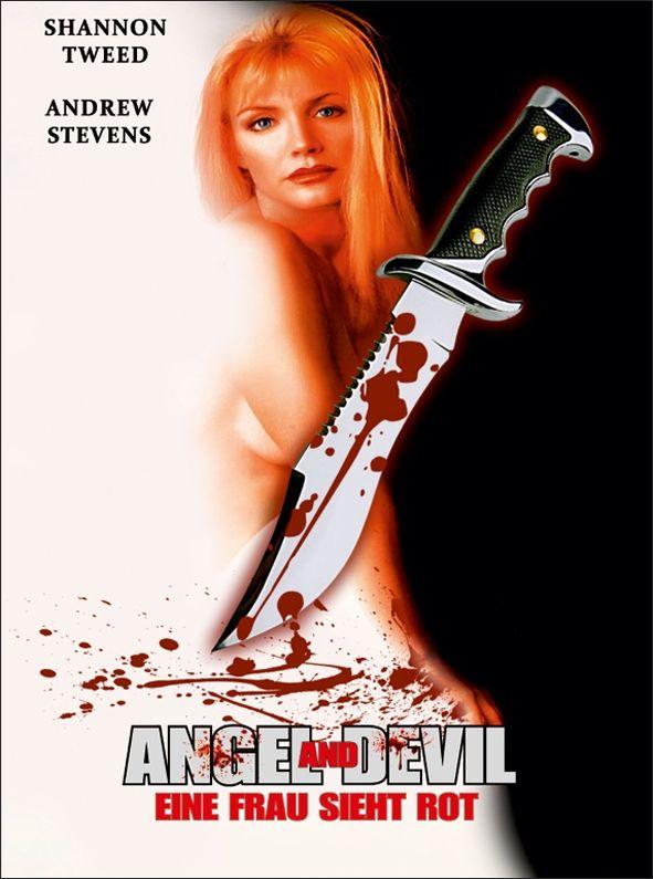Angel and Devil - Eine Frau sieht rot (Lim. Uncut Mediabook - Cover B) (DVD + BLURAY)
