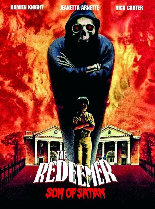 Redeemer, The - Son of Satan (Lim. Uncut Mediabook - Cover A) (DVD + BLURAY)