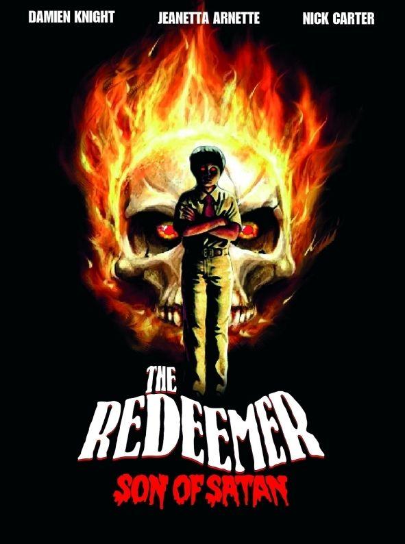 Redeemer, The - Son of Satan (Lim. Uncut Mediabook - Cover B) (DVD + BLURAY)