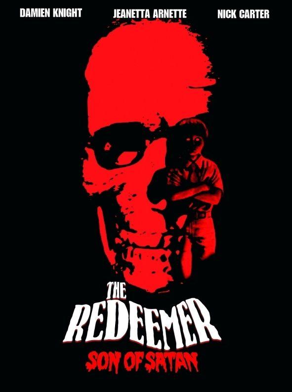 Redeemer, The - Son of Satan (Lim. Uncut Mediabook - Cover C) (DVD + BLURAY)