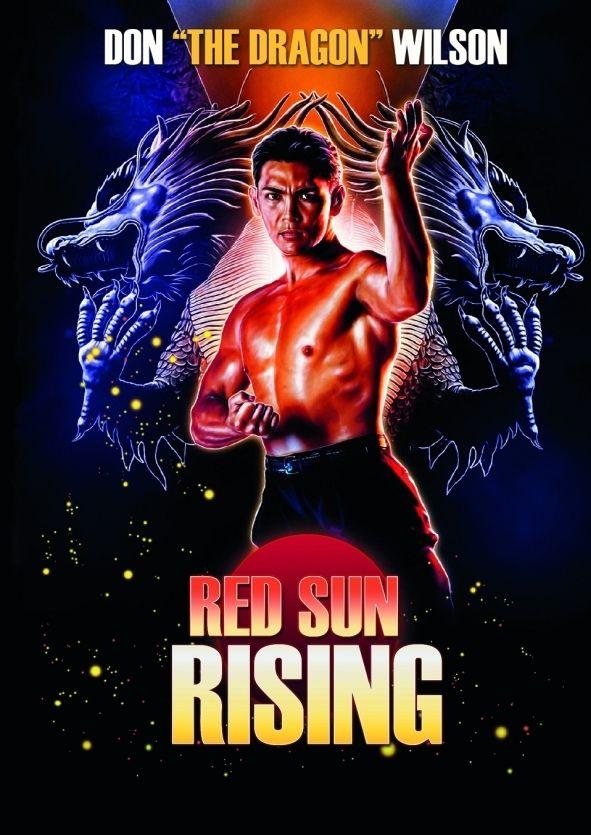 Red Sun Rising (Lim. Uncut Mediabook - Cover A) (DVD + BLURAY)