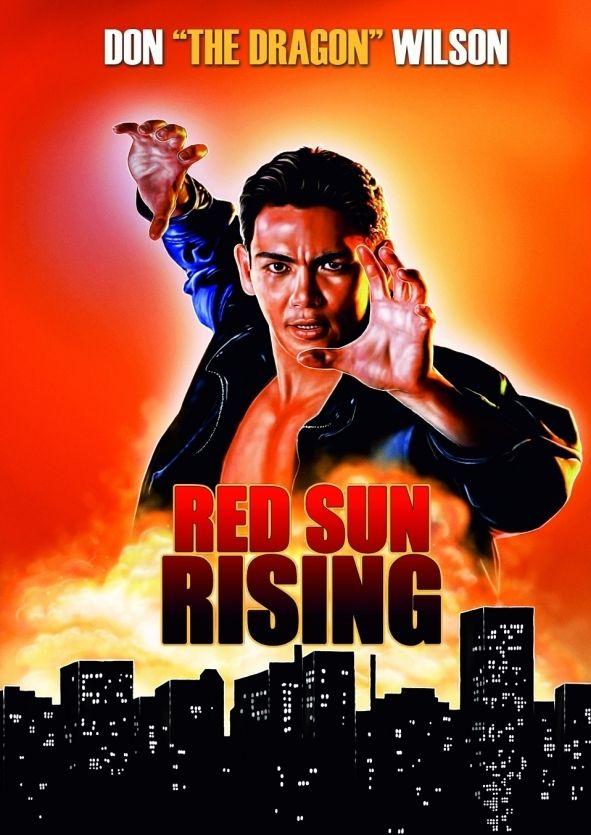 Red Sun Rising (Lim. Uncut Mediabook - Cover B) (DVD + BLURAY)