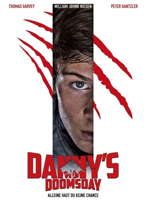 Danny's Doomsday - Alleine hast du keine Chance (Lim. Uncut Mediabook - Cover A) (DVD + BLURAY)