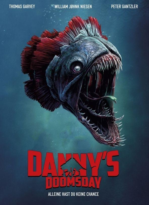 Danny's Doomsday - Alleine hast du keine Chance (Lim. Uncut Mediabook - Cover B) (DVD + BLURAY)