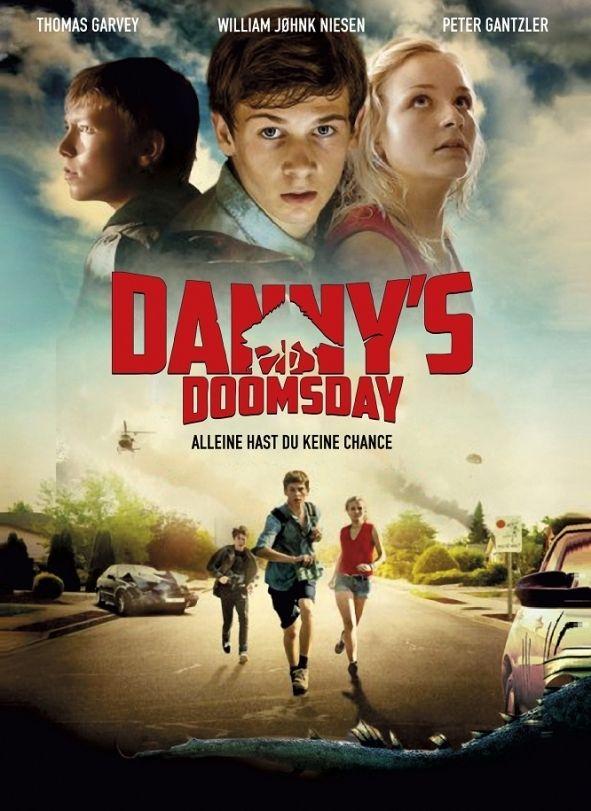Danny's Doomsday - Alleine hast du keine Chance (Lim. Uncut Mediabook - Cover C) (DVD + BLURAY)