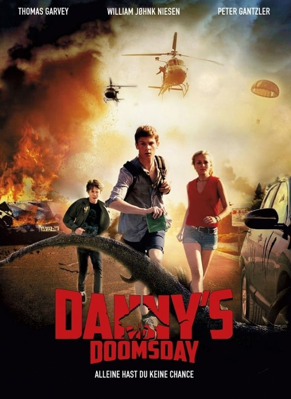 Danny's Doomsday - Alleine hast du keine Chance (Lim. Uncut Mediabook - Cover D) (DVD + BLURAY)