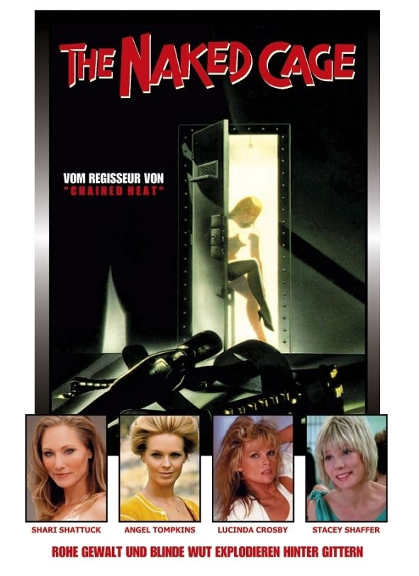 Naked Cage, The (Lim. Uncut Mediabook - Cover C) (DVD + BLURAY)
