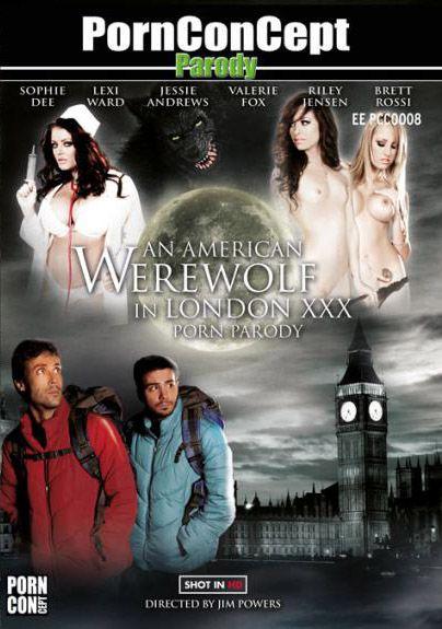 American Werewolf in London, An -  XXX Porn Parody