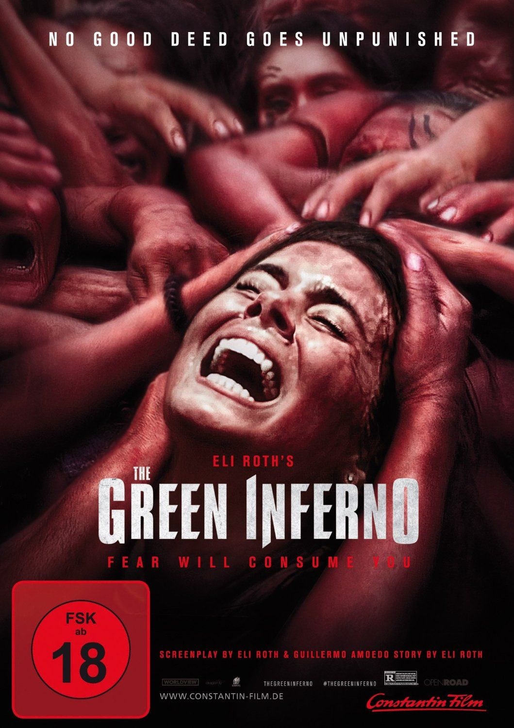 Green Inferno, The (Director's Cut)