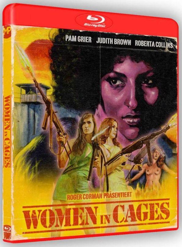 Frauen hinter Zuchthausmauern (Uncut) (BLURAY)