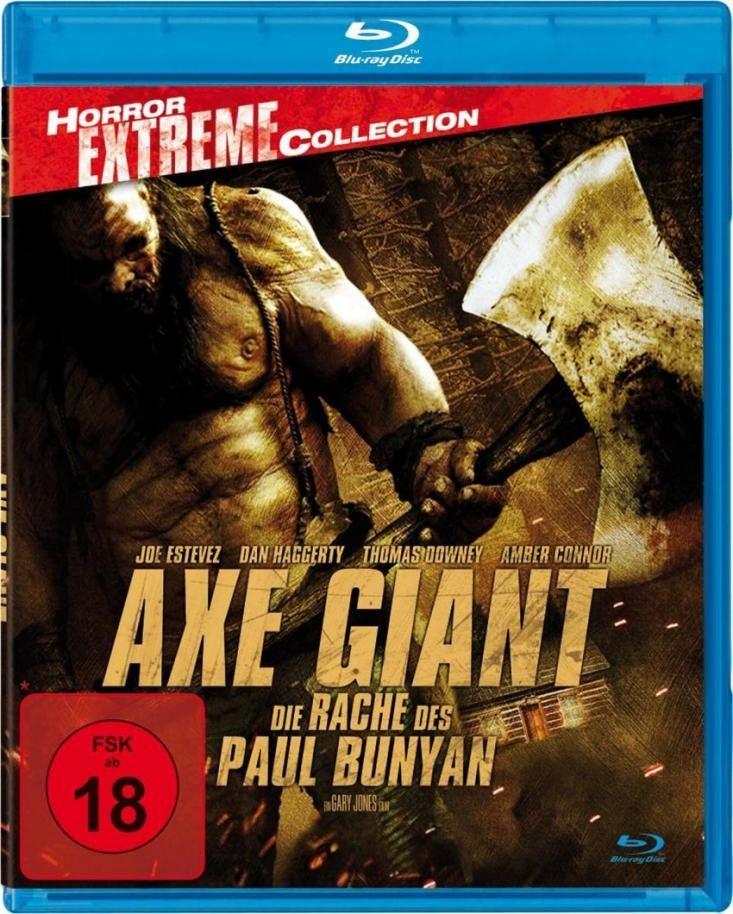 Axe Giant - Die Rache des Paul Bunyan (BLURAY)