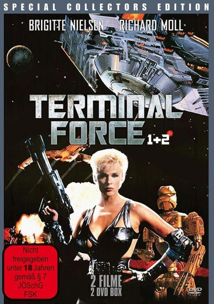 Terminal Force 1 + 2 (Double Feature)