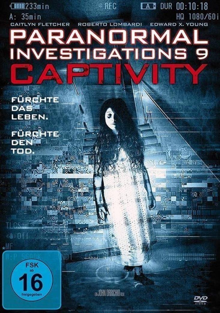 Paranormal Investigations 9 - Captivity