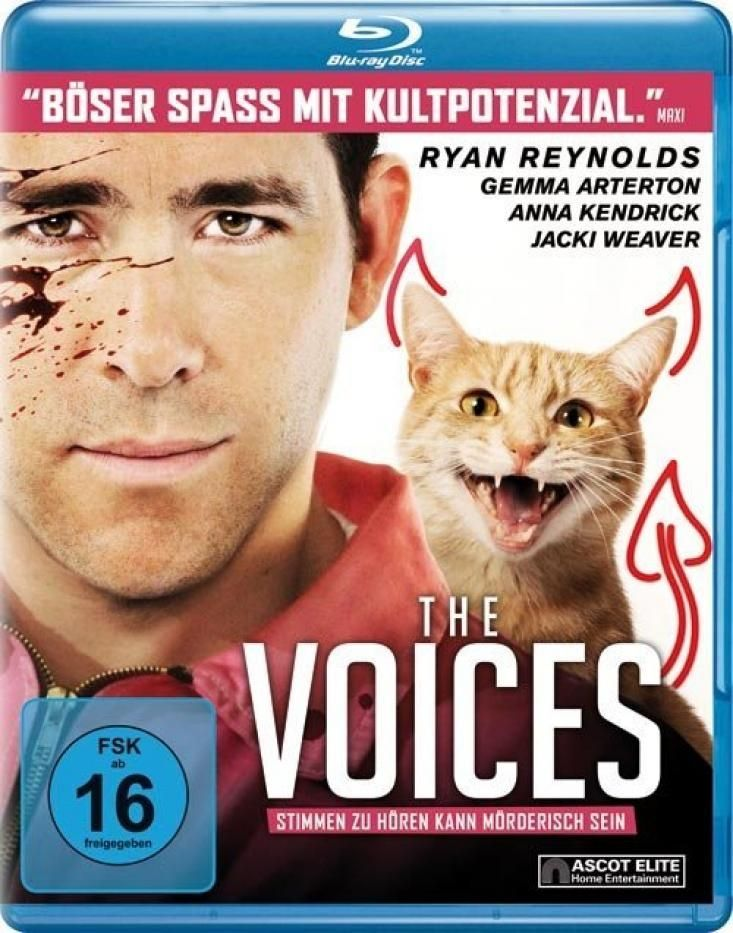 Voices, The (BLURAY)