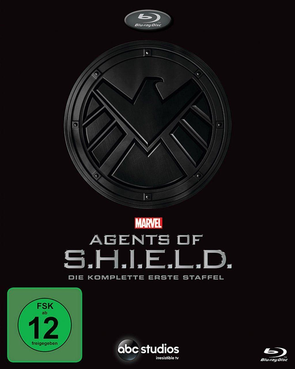 Marvel's Agents of S.H.I.E.L.D. - Die komplette erste Staffel (5 Discs) (BLURAY)