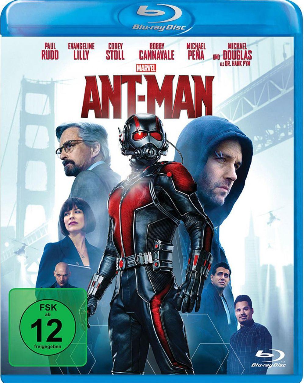 Ant-Man (BLURAY)