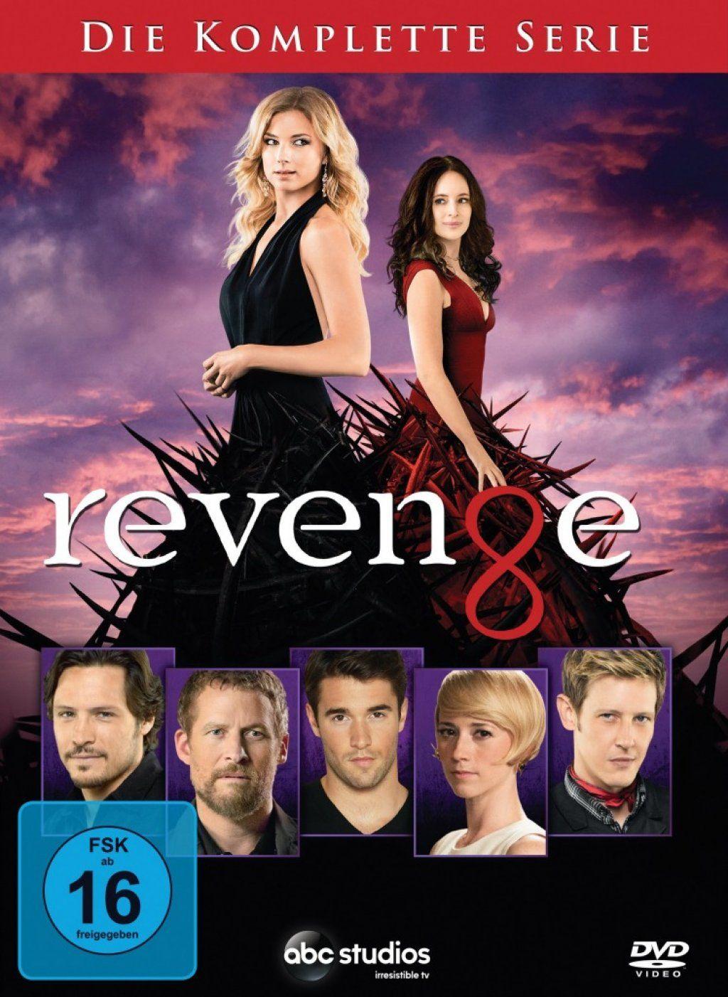 Revenge - Die komplette Serie (24 Discs)