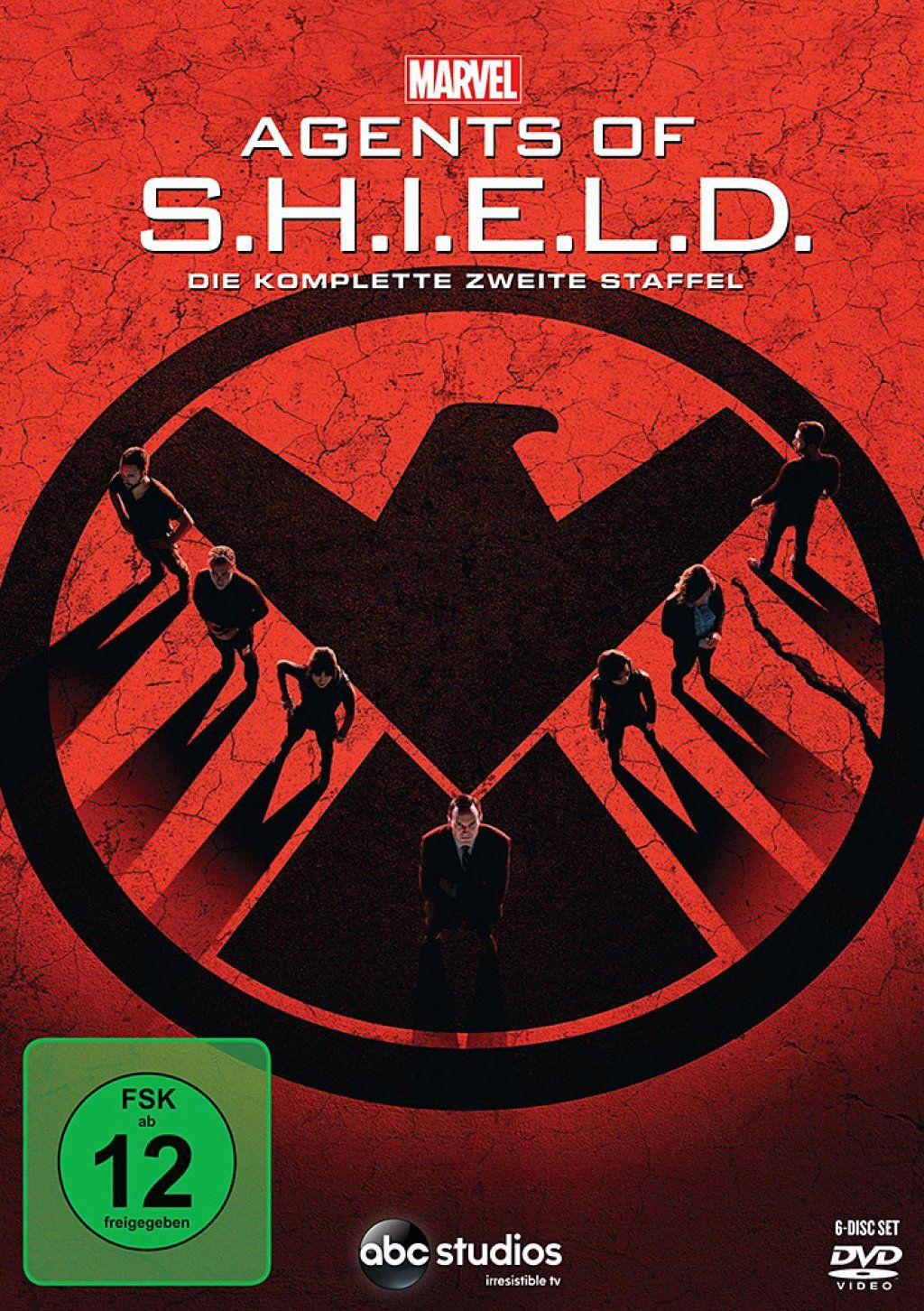 Marvel's Agents of S.H.I.E.L.D. - Die komplette zweite Staffel (6 Discs)