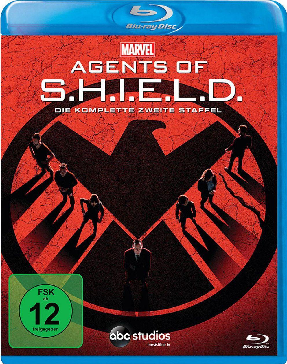 Marvel's Agents of S.H.I.E.L.D. - Die komplette zweite Staffel (6 Discs) (BLURAY)