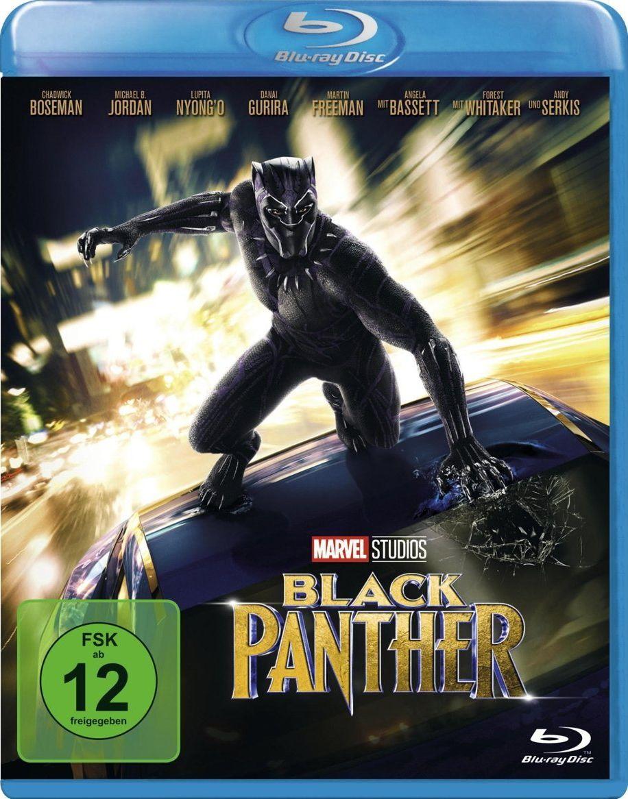 Black Panther (BLURAY)
