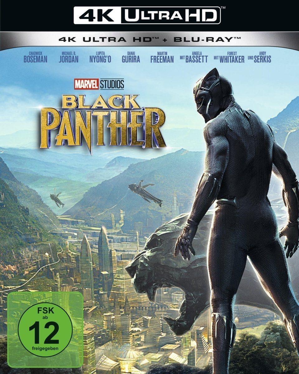 Black Panther (2 Discs) (UHD BLURAY + BLURAY)