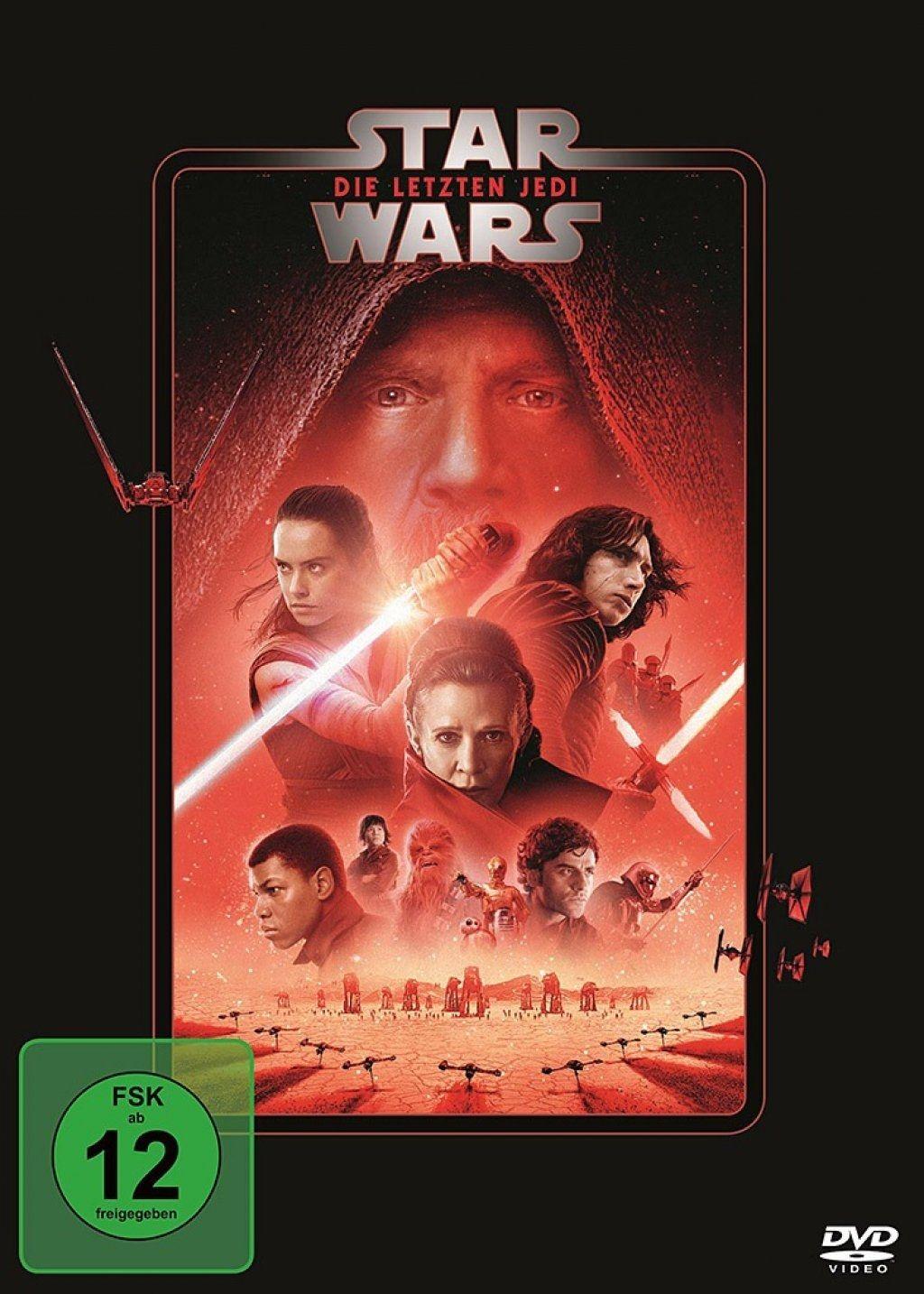 Star Wars: Episode VIII - Die letzten Jedi (Neuauflage)