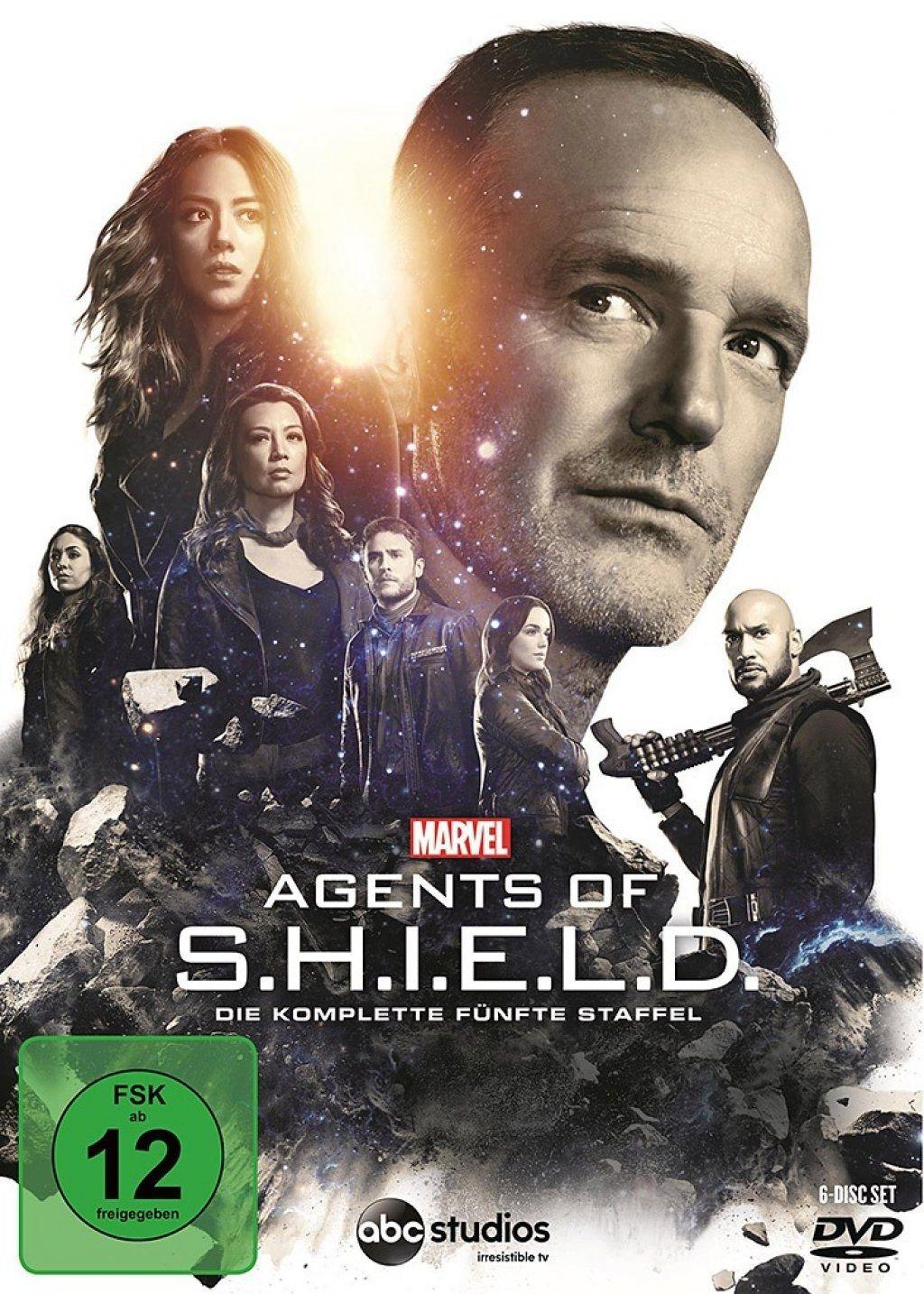 Marvel's Agents of S.H.I.E.L.D. - Die komplette fünfte Staffel (6 Discs)
