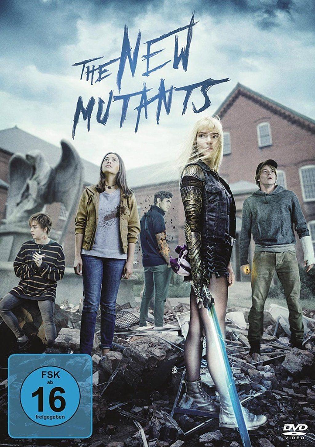 New Mutants, The