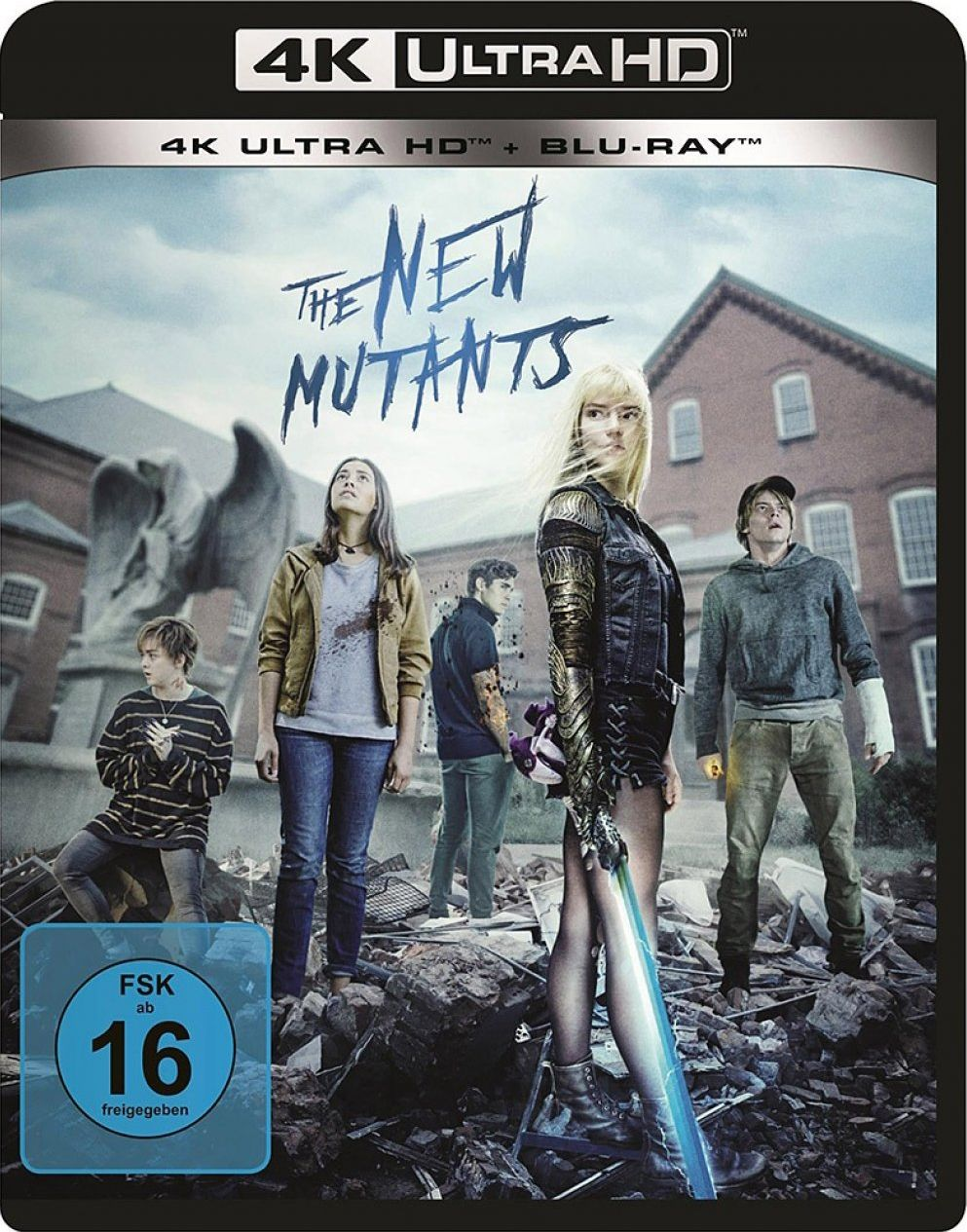 New Mutants, The (2 Discs) (UHD BLURAY + BLURAY)