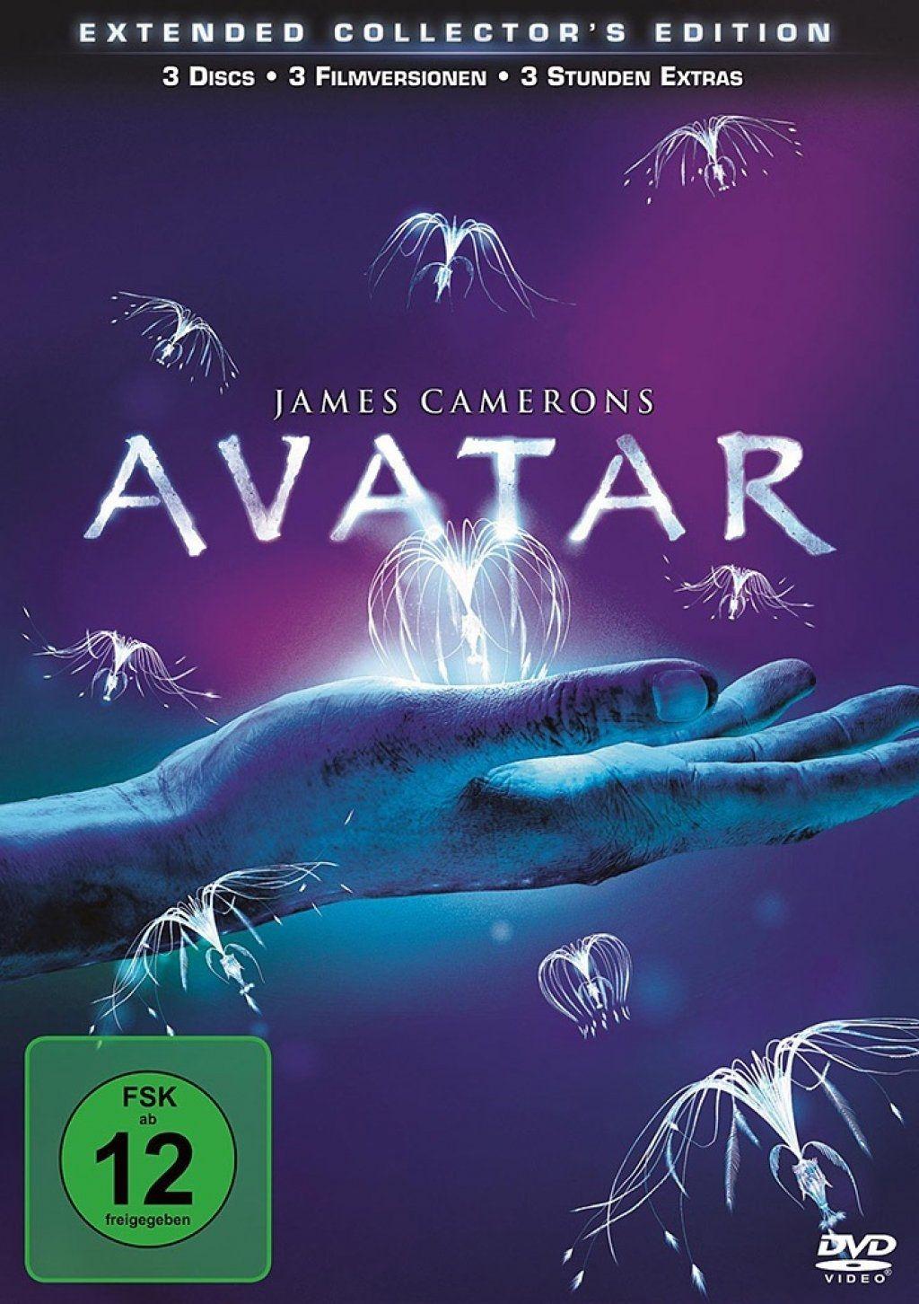 Avatar - Aufbruch nach Pandora (Extended Coll. Ed.) (Neuauflage) (3 Discs)