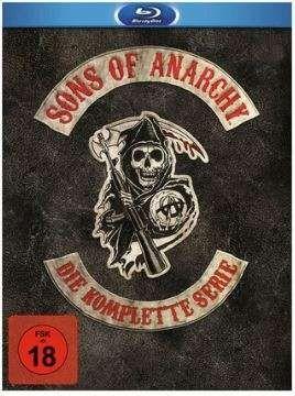 Sons of Anarchy - Die komplette Serie (Neuauflage) (23 Discs) (BLURAY)