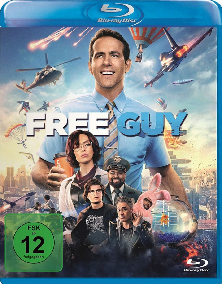 Free Guy (BLURAY)