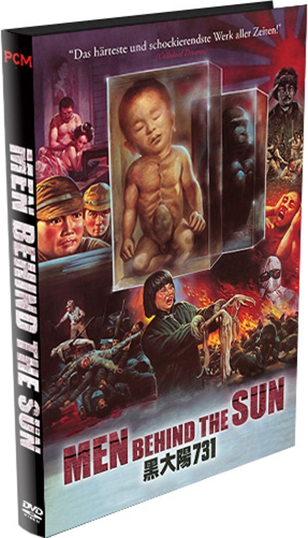 Men behind the Sun (Kl. Hartbox)