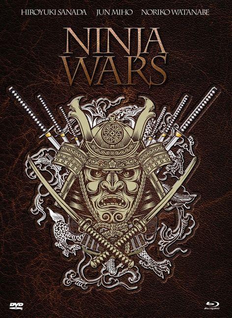 Ninja Wars (Lim. Uncut Mediabook) (DVD + BLURAY)
