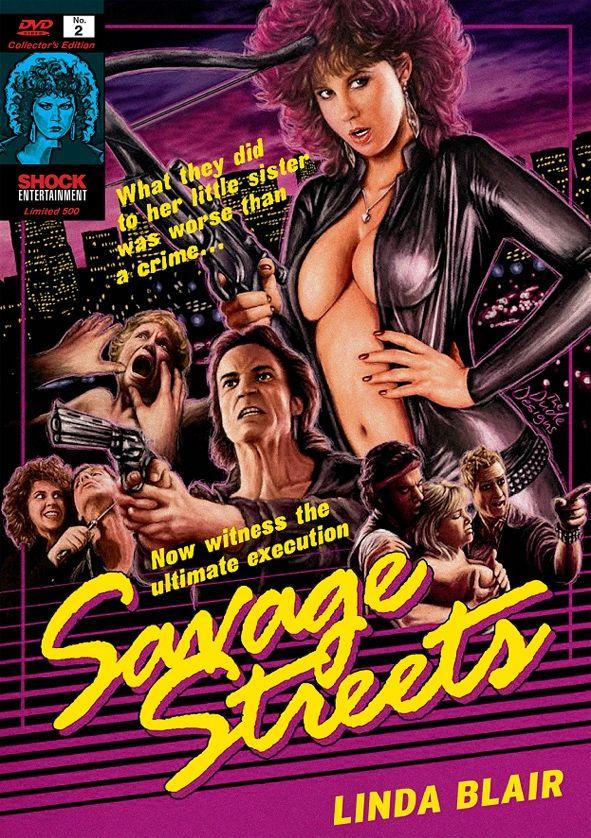 Savage Streets - Straße der Gewalt (Lim. Collector's Edition)