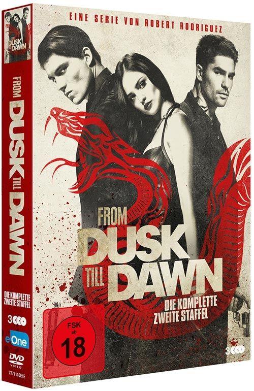 From Dusk Till Dawn - Die Serie - Staffel 2 (3 Discs)