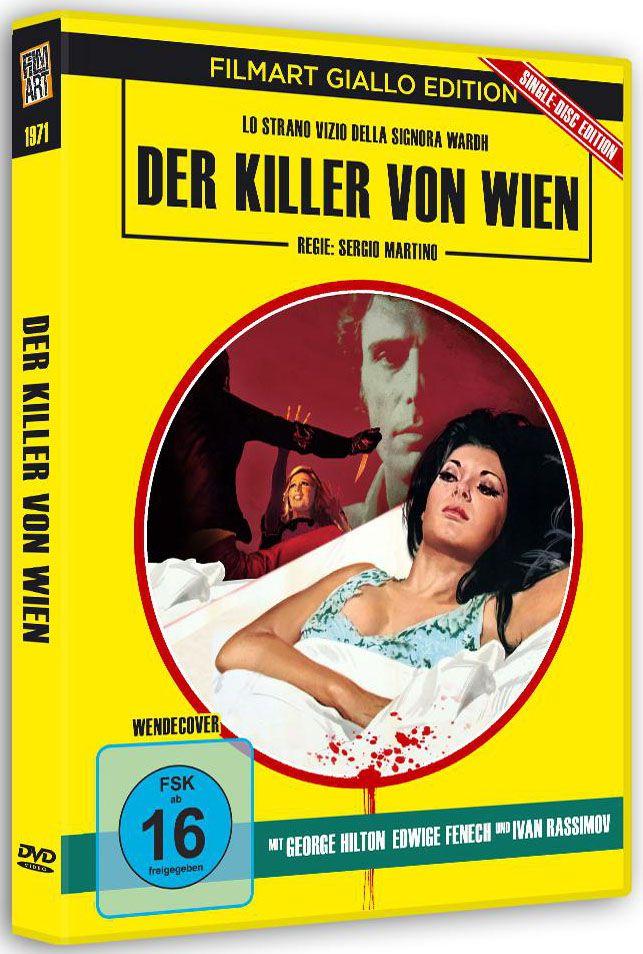 Killer von Wien, Der (Neuauflage)