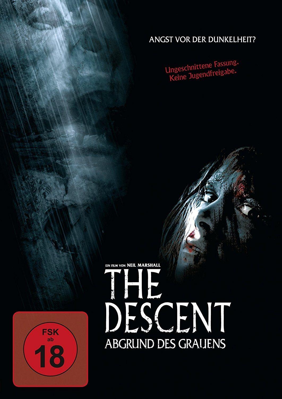 Descent, The - Abgrund des Grauens (Uncut)
