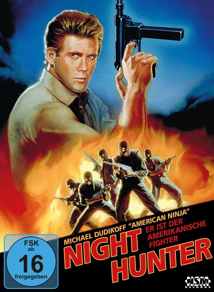 Night Hunter - Avenging Force (Uncut)