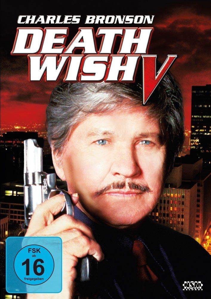 Death Wish 5: The Face of Death (Uncut)