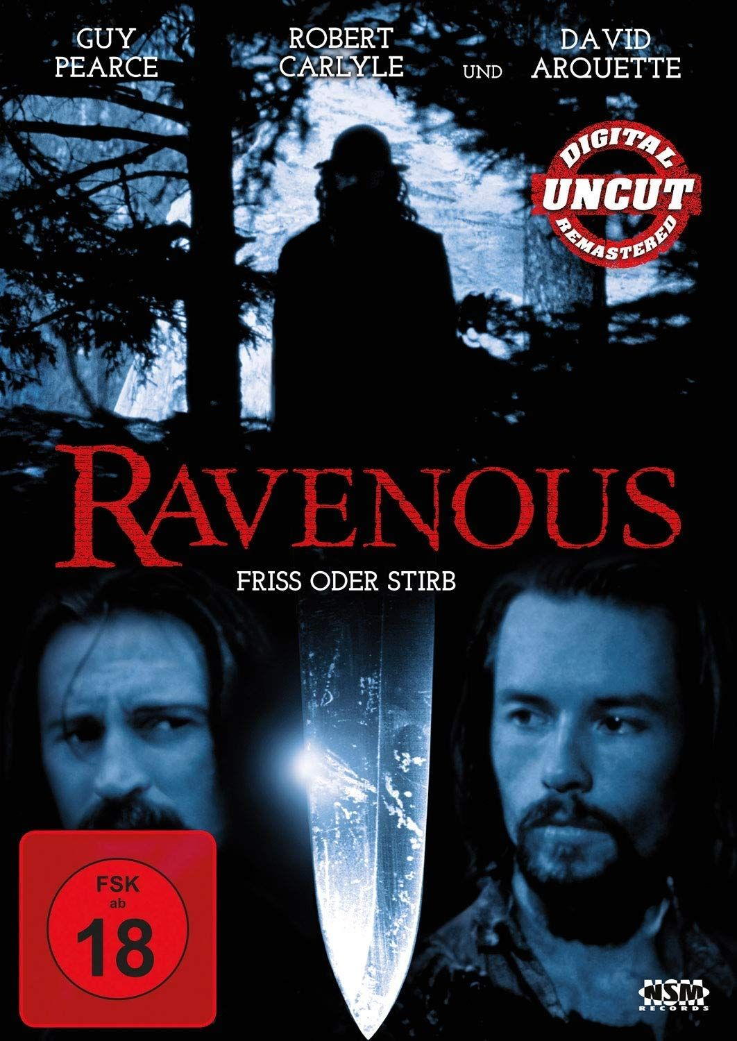 Ravenous - Friss oder stirb (Uncut)