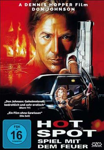Hot Spot, The - Spiel mit dem Feuer