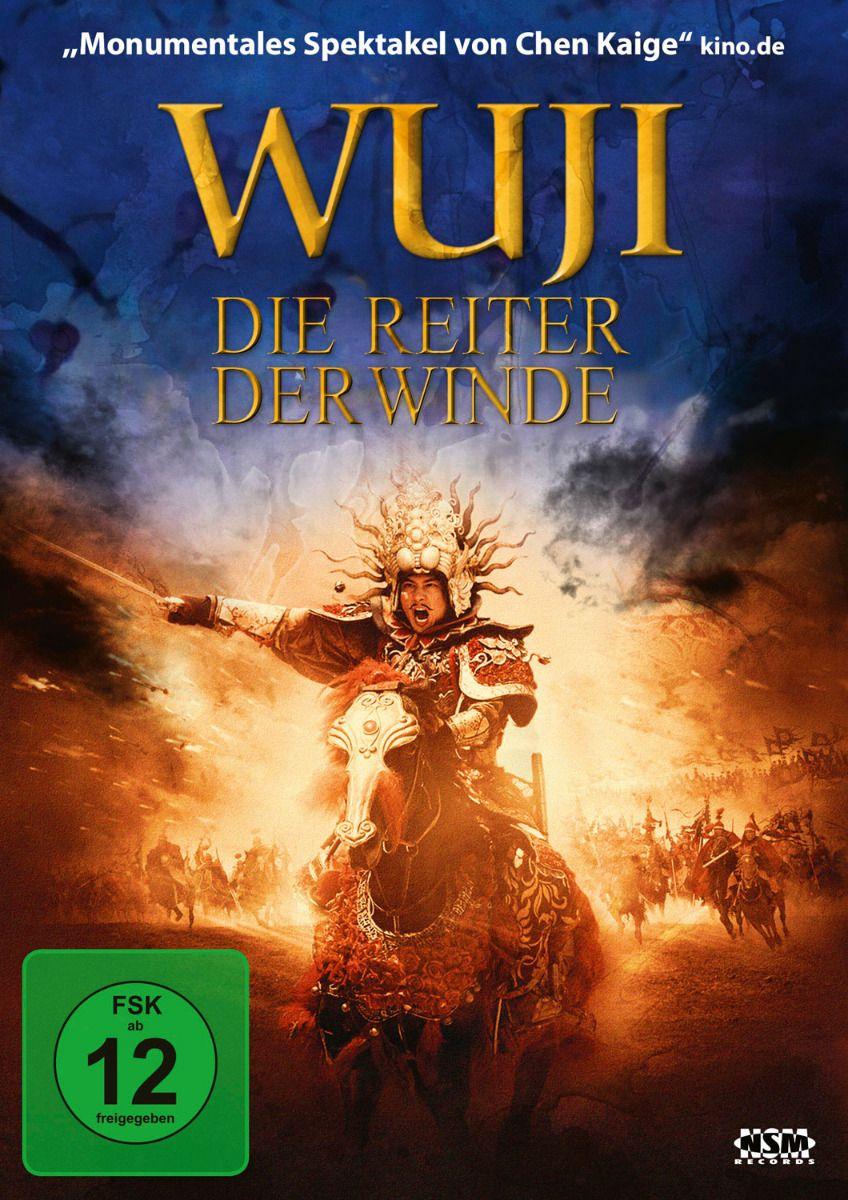 Wu Ji - Die Reiter der Winde (Kinofassung)