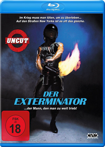 Exterminator, Der (BLURAY)